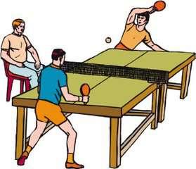 青少年儿童常打乒乓球有助于长高