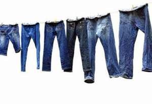 男性牛仔裤怎么清洗好
