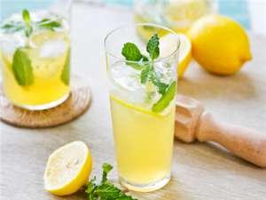 用柠檬水减肥比咖啡更有效
