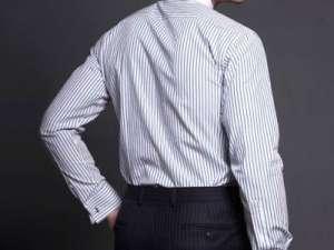 男人如何将条纹穿出时尚感