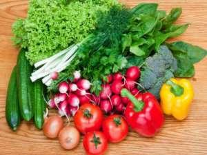 多吃蔬菜降压有科学道理