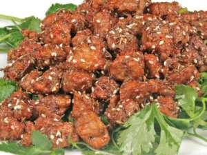 自制美味的新疆孜然羊肉