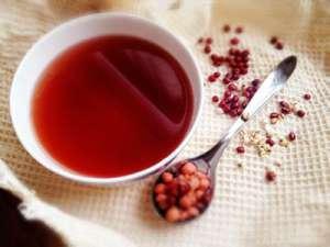 红豆水不宜人人喝