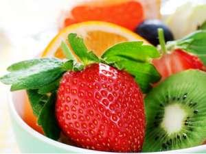 春季吃五色水果美味享瘦