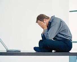 男人心理压力过大容易精神分裂