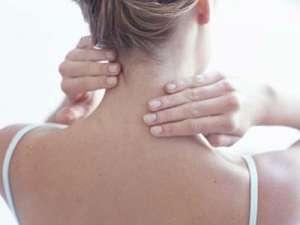 受凉容易导致颈椎病复发