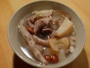 适合宝宝春节饮用的清火汤