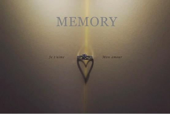 MEMORY珠宝定制,一颗真心永作伴