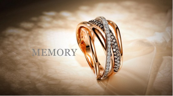 MEMORY珠宝定制,一生相伴
