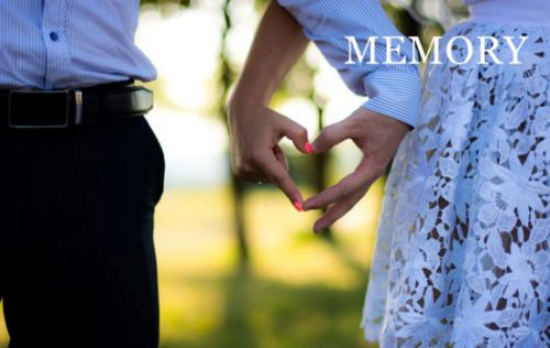 定制MEMORY唯一婚戒,梦中的婚礼