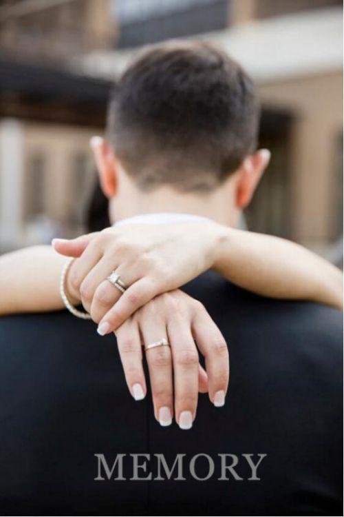定制MEMORY唯一婚戒,捧在掌心的挚爱