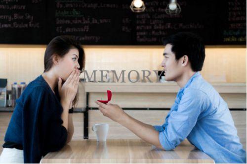 定制MEMORY唯一婚戒,那一钻的邂逅