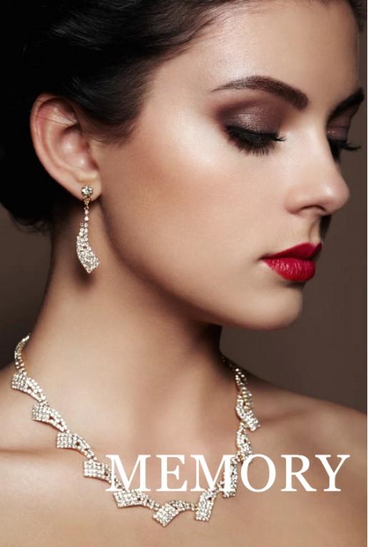 MEMORY珠宝定制首饰,钻戒媒妁在长久