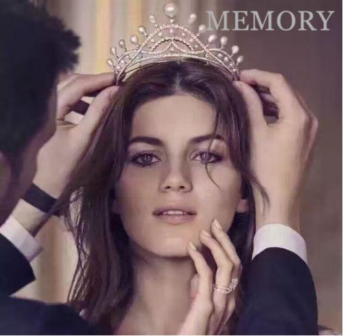 定制MEMORY对美与爱的真情诠释