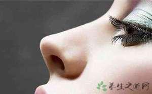 鼻窦炎鼻子会变大吗