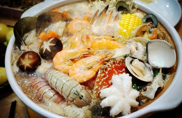 海鲜火锅怎么做