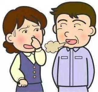 口干口臭的真相是什么