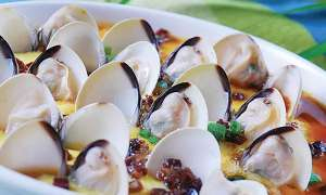 花蛤肉的做法大全