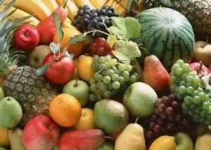 常见热性和凉性的水果有哪些