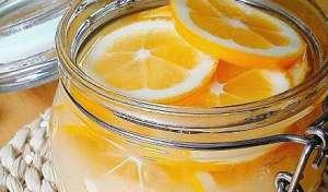 柠檬蜂蜜水有什么功效