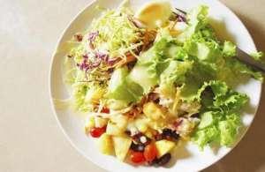 健康减肥晚餐食谱