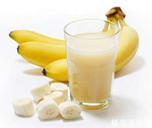 香蕉和牛奶可以同时吃吗?