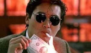 抽烟姿势最帅男星 是用什么姿势抽烟的?