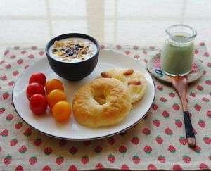 一周健康饮食减肥食谱