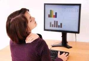 上班族颈椎痛应该怎么办?