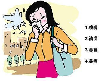 治过敏性鼻炎有什么小偏方?