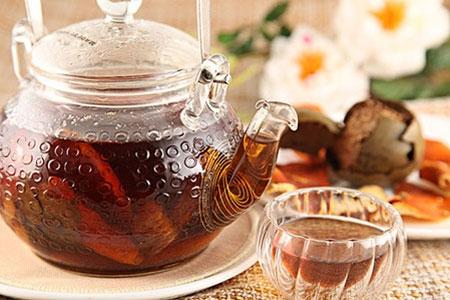 抽烟人应该喝什么茶清肺?