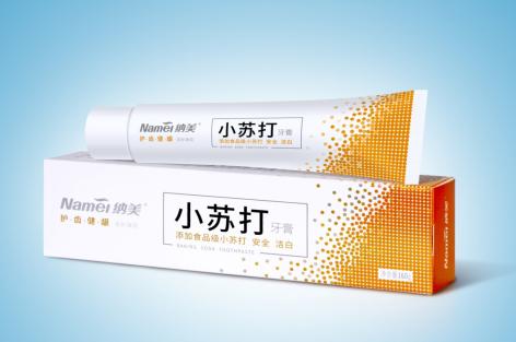 纳美小苏打牙膏品种