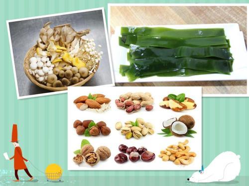8种有助缓解乳腺增生的食物