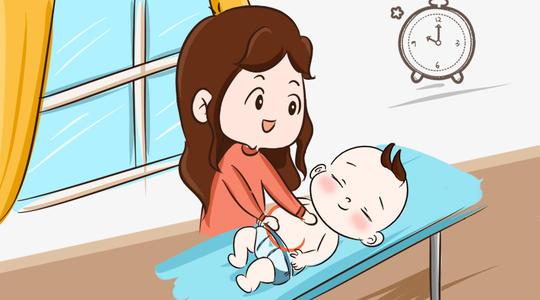 你知道护理新生儿时要注意哪些事呢?